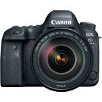 Canon EOS 6D Mark II With 24-105
