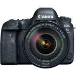 Canon EOS 6D Mark II With 24-105